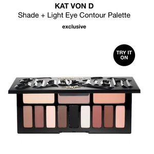 Kat Von D Shade +Light Eye Matte eyeshadow palette